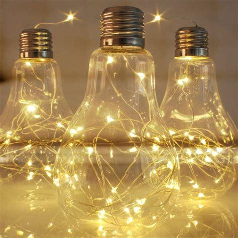 string lantern lights diy diy string light centerpiece ls home designing