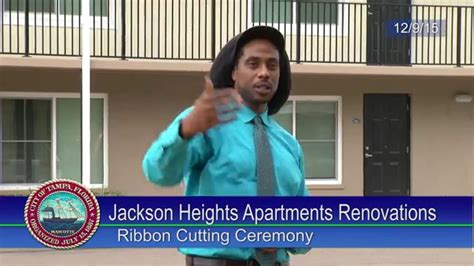 Mba Jackson Height by Jackson Heights Apartments Ribbon Cutting To Celebrate