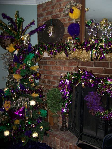 How To Make Mardi Gras Decorations by Mardi Gras Decorations Mardi Gras