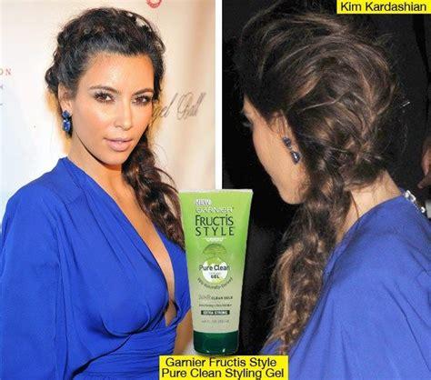 braided hairstyles kim kardashian kim kardashian french braid be gorgeous pinterest