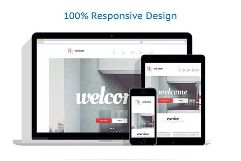 wordpress theme responsive layout top 10 best real estate wordpress themes 2018
