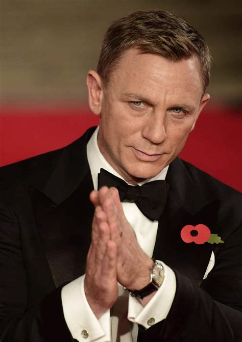 Daniel Craig Admits He Had To Use Stunt Doubles Packing Stunt Penises For His In New Bond by Bond Daniel Craig Reveals He Would Risk His Own