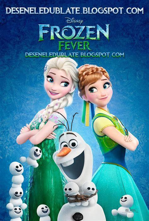 film animat frozen 2 frozen fever 2015 dublat 238 n rom 226 nă desene animate
