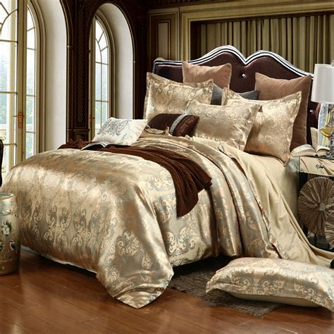 luxury bedding sets queen luxury bedding sets jacquard queen king size duvet cover