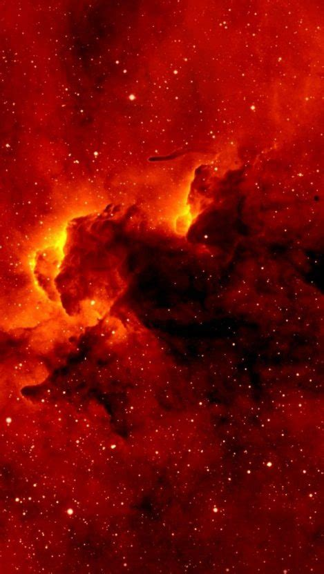wallpaper galaxy red space galaxy view from switzerland mountains iphone