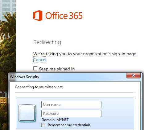 Office 365 Portal Redirects To Owa My Tech Office 365 Hybrid Migration Part 6
