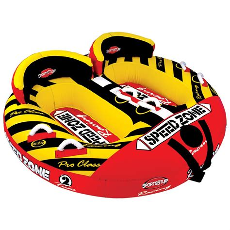 speed zone boat sportsstuff 174 speedzone 2 towable 125533 tubes