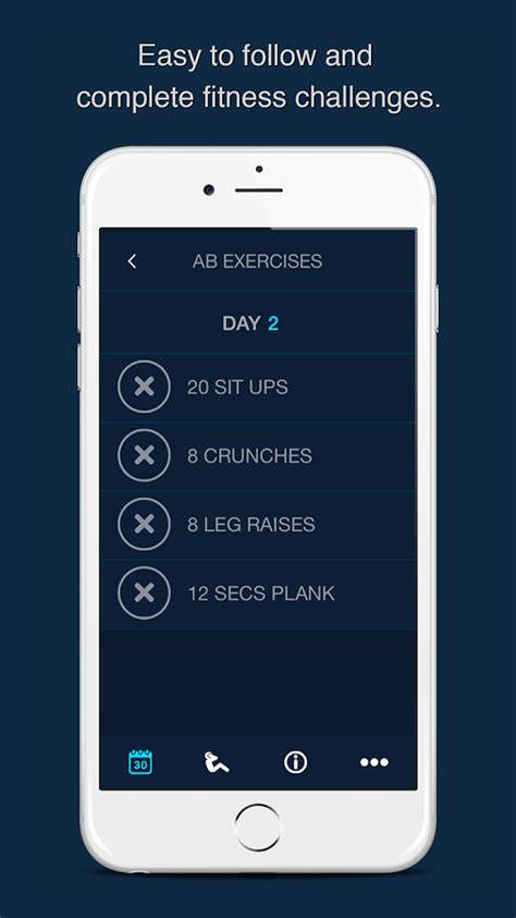 30 day ab challenge app 30 day ab challenge android apps on play