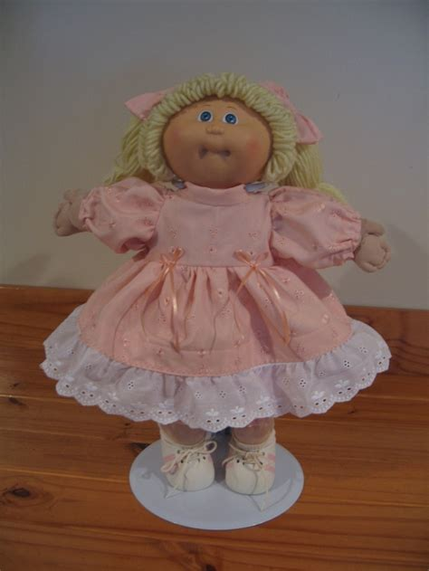 how to make a cabbage patch doll winter hat 20 best images about cabbage patch doll clothes on