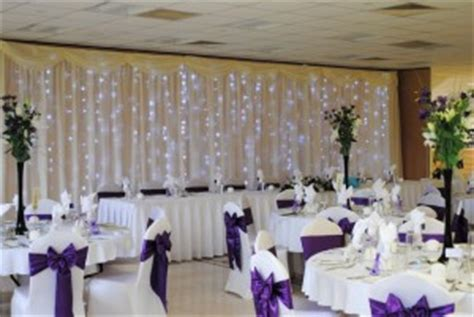 high quality wedding chair covers and sashs for hire in
