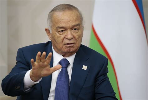 uzbek presidents death puts spotlight on the countrys uzbekistan s only president islam karimov dead at 78