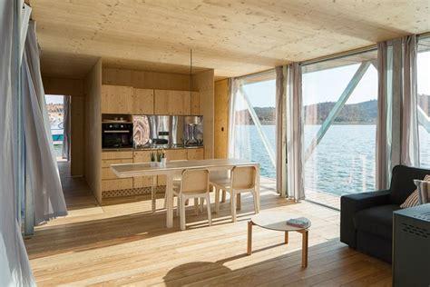 friday floatwing un concept de maison flottante pour toute destination