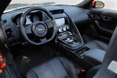 car picker jaguar f type s interior images