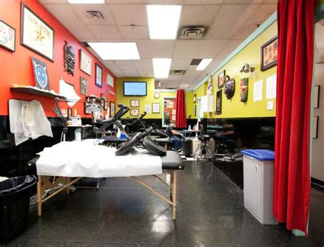tattoo shop queen street neath new tribe tattoo blogto toronto
