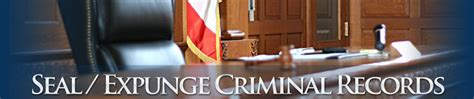Expungement Florida Criminal Record Ta Bay Fl Attorney Florida Lawyer Seal Expunge Criminal Records