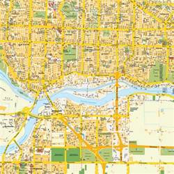 map of vancouver bc canada