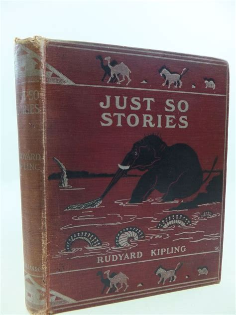 libro just so stories macmillan just so stories written by kipling rudyard stock code 2112405 rose s books