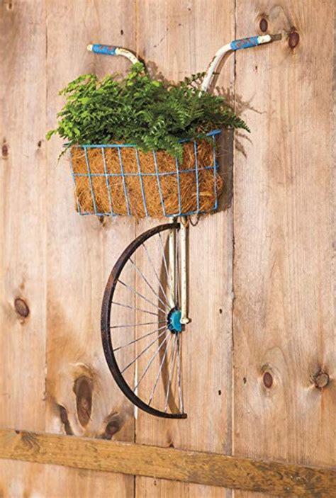 mind blowing bicycle planter ideas   garden