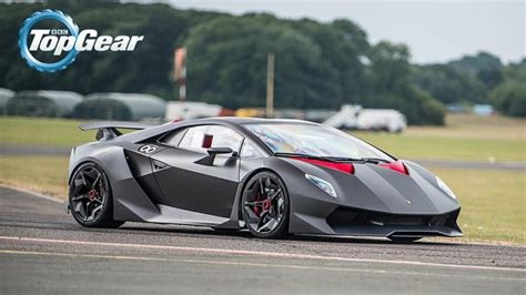 Top Gear Lamborghini Lambo Sesto Elemento At Tg