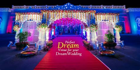 Wedding Banners At City by The Best Wedding And Reception Venues Locations In The