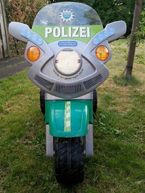 Motorrad Gebraucht G Nstig Kaufen by Polizei Motorrad Kaufen Gebraucht Und G 252 Nstig
