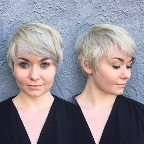 ash blonde pixie 50 best hairstyles for square faces rounding the angles