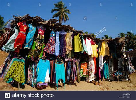 clothes shop for womens dresses on flea market at goa