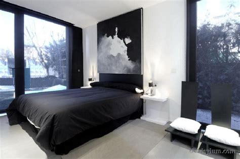 black white and bedroom designs black and white bedroom ideas on home delightful
