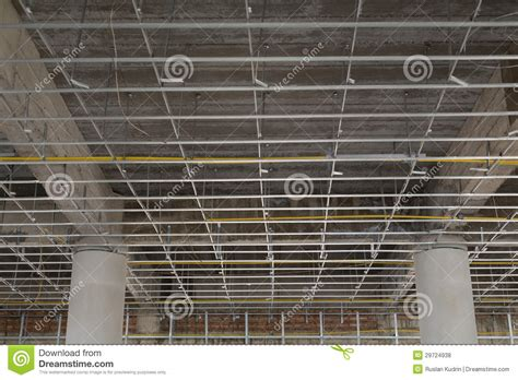 suspended ceiling system reconstruction building