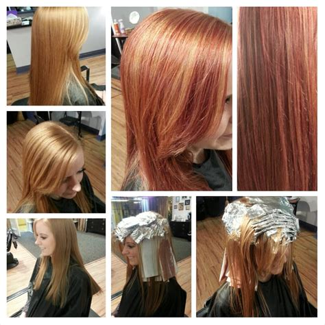 strawberry blondes foils hair appt tomorrow my quot winter natural strawberry blonde with sassy red copper lowlites