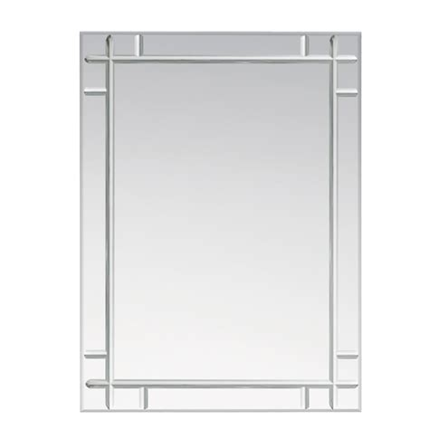 bathroom wall panels bunnings award 900 x 600mm bevelled mirror panel bunnings warehouse