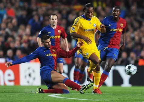 barcelona 2 2 chelsea highlights goals video 2nd leg 2012 barcelona v chelsea highlights soccer highlights zimbio