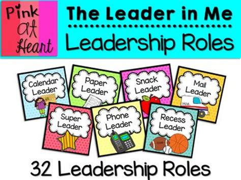 the leader in me how schools around the world are inspiring greatness one child at a time best 25 leadership roles ideas on in