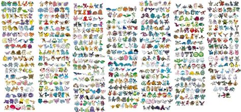 Single Name by Pokedex