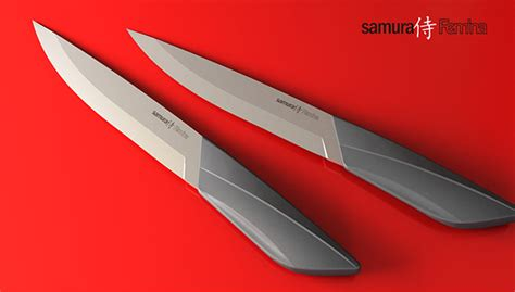 Kitchen Knife On Behance Kitchen Knife Design