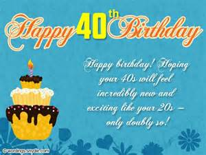 25 best ideas about 40th birthday messages on 40th birthday decorations 40