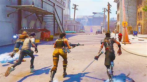 FORTNITE 85 Minutes of Gameplay Demo (New Open World