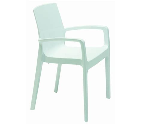 White Gloss Dining Chairs Dreamfurniture Modern White Gloss Italian Dining Chair