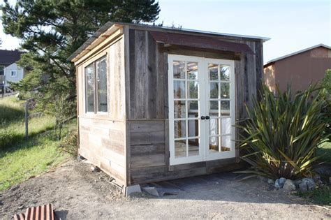 Shed Creative by Green Sheds Creative Storage Craftsman San Francisco