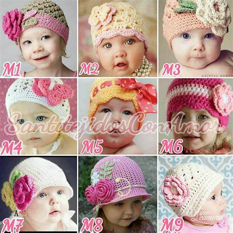 gorros tejidos para bebes y ninos de 2 anos vendo fabulosos gorros gorros tejidos para bebes y ni 241 as bs 250 00 en mercado