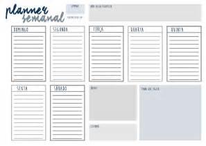 Calendario 2018 Semanal Planner De 2016 Mensal E Semanal Subexplicado