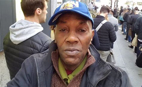 Timothy Caughman Criminal Record King No Place For Attacks On Character Of Timothy Caughman Ny Daily News