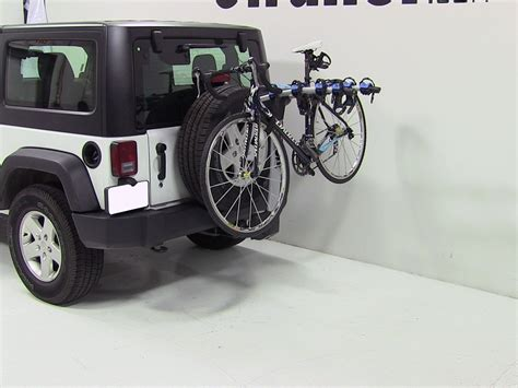 Thule Bike Rack For Jeep Wrangler by Jeep Wrangler Thule Apex 4 Bike Rack For 1 1 4 Quot And 2