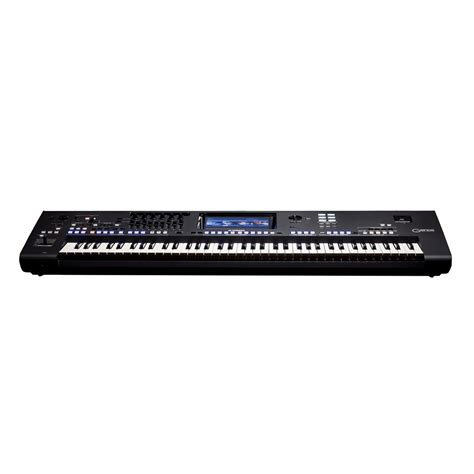 Keyboard Genos Yamaha Genos Arranger Keyboard At Gear4music