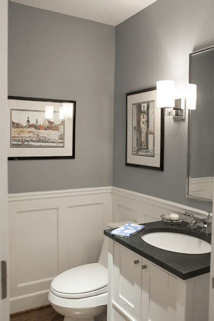 houzz bathroom paint colors new york area interior traditional powder room new york by debra kling colour