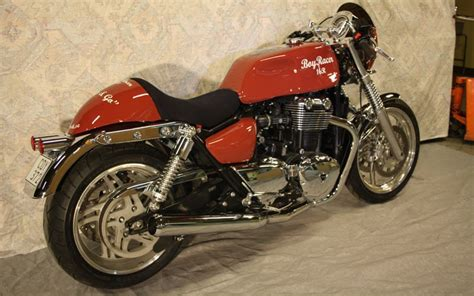 tugboat bobber triumph thunderbird cafe racer wallpapers vehicles hq