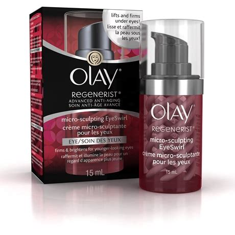 Olay Regenerist Eye olay regenerist micro sculpting eye swirl eye eye
