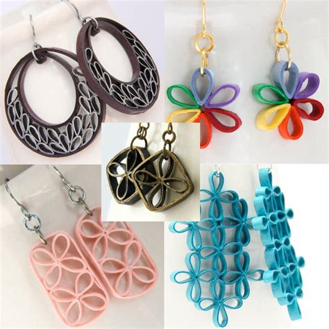 paper quilling jewellery tutorial pdf tutorial for paper quilled jewelry pdf lattice flower and