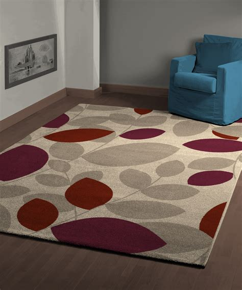 Living Room Modern Rugs Furniture Floors And Rugs Brown Shaggy Rugs For Contemporary Living For Rainbow Shaggy
