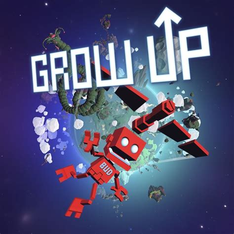 Grow Up grow up 2016 playstation 4 box cover mobygames